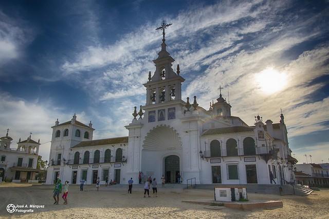 Ermita del Rocío...