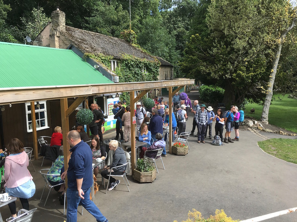 Forge Dam Cafe Sheffield to Bamford walk