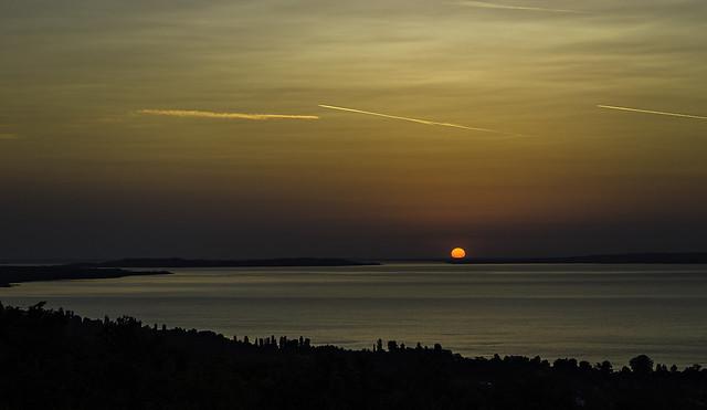Balaton sunrise