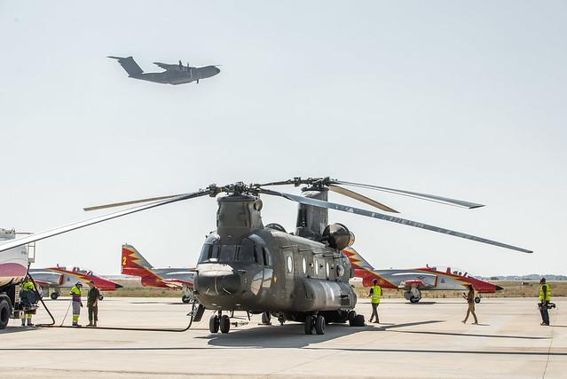 CH-47 Boeing Chinook