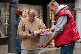 Saints Foundation and the Big Issue   by Solent Creatives