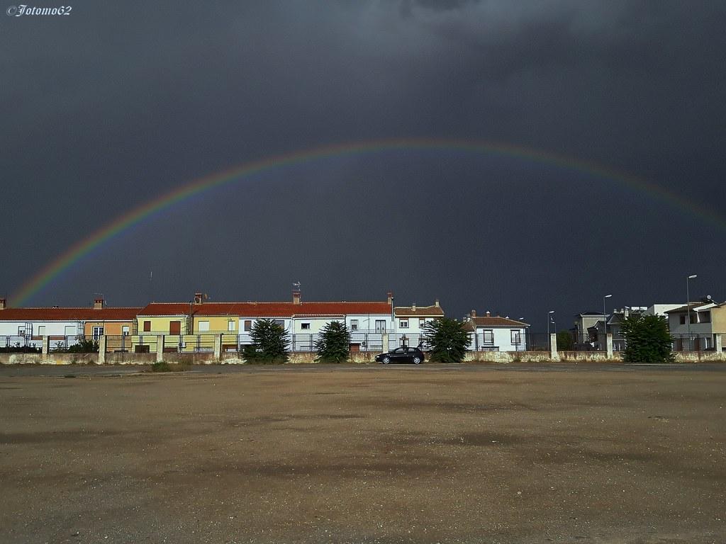 Arco Iris sin lluvia