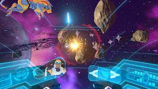 Voltron VR Chronicles | by PlayStation.Blog