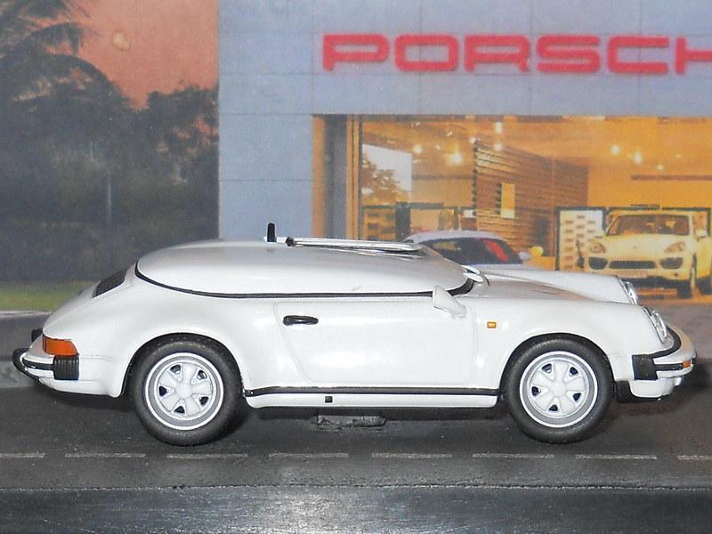 Porsche 911 Carrera Speedster Racer – 1987