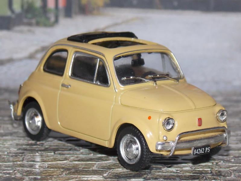 Fiat 500L - 1968
