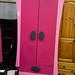 Tall 2 door wardrobe E125