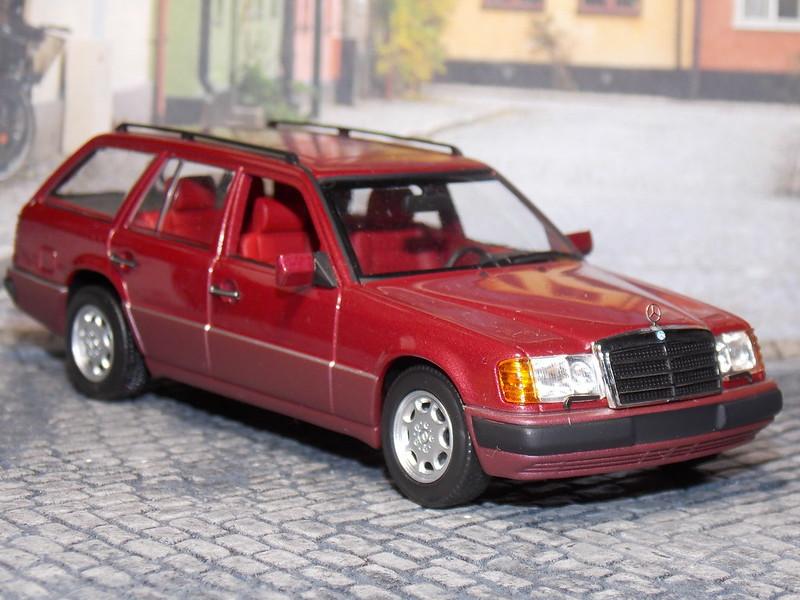 Mercedes Benz 320 TE - 1990