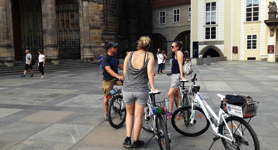 Fietsen in Praag | Ontdek Praag op de fiets