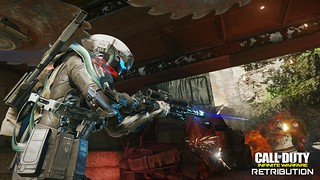 Call of Duty Infinite Warfare: Retribution | by PlayStation.Blog