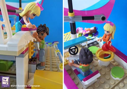 Review: 41317 Sunshine Catamaran   by SuzEaton
