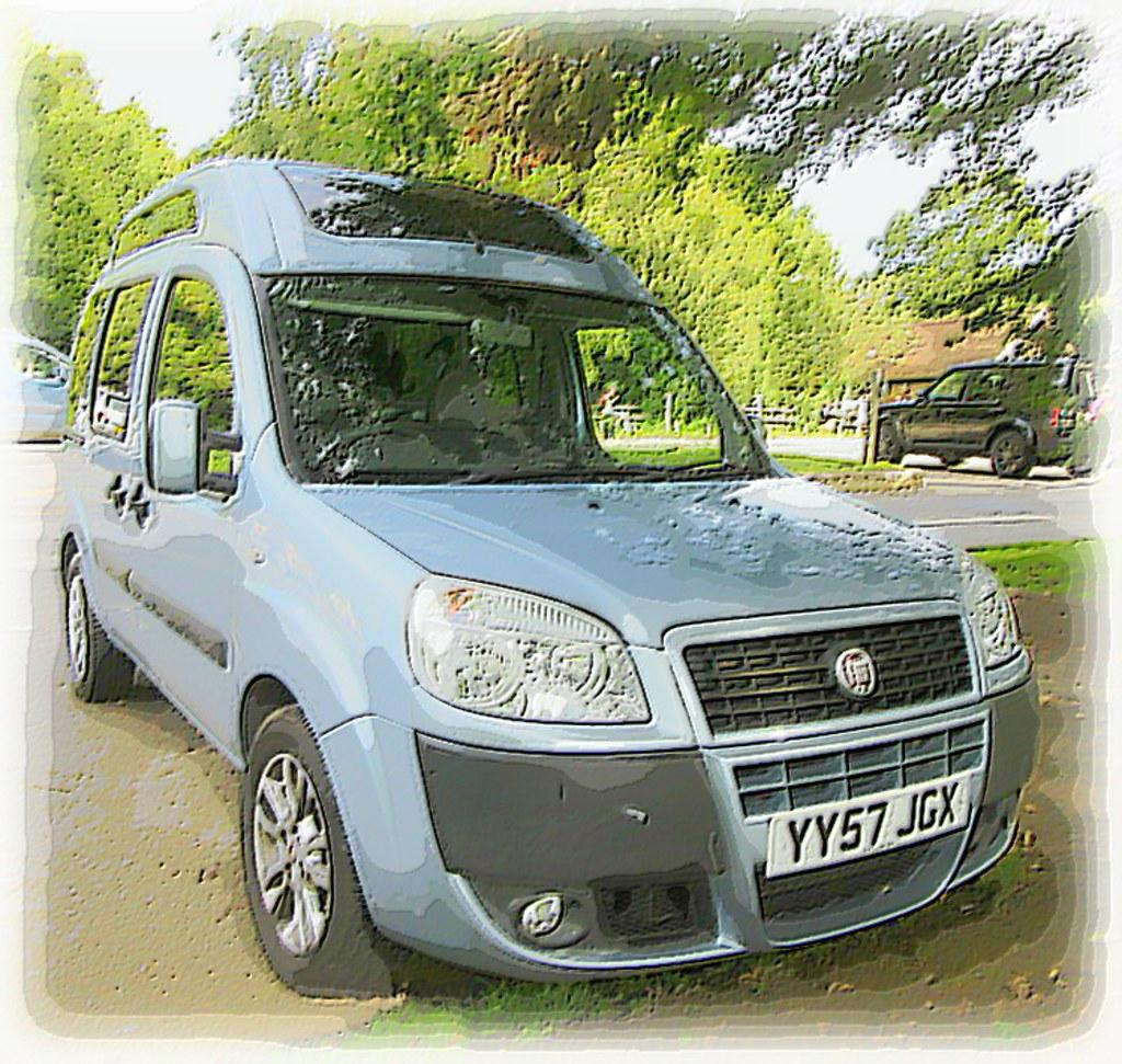 2007 Fiat Freedom -small Camper van | 2007 Freedom Camper va… | Flickr