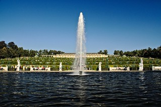 Sanssouci Palace Potsdam