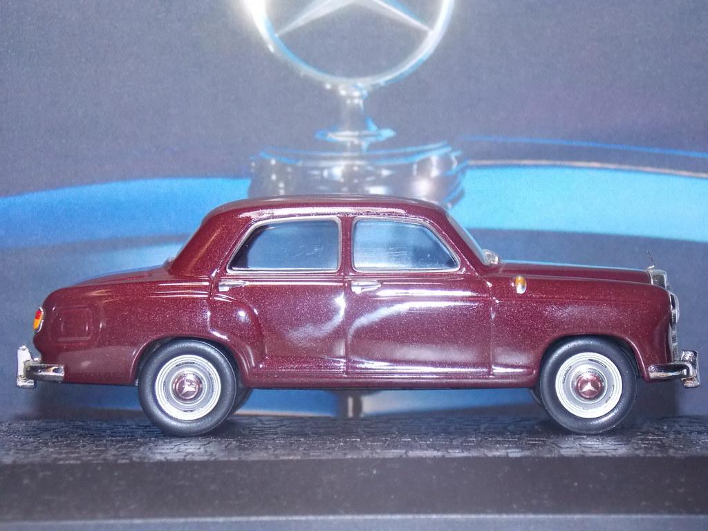 Mercedes Benz 180D – 1954