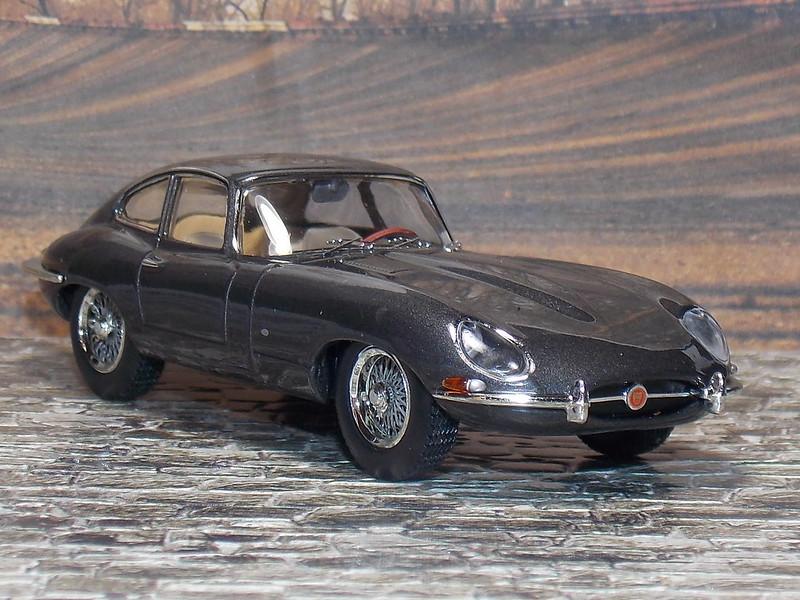 Jaguar E-Type - 1961