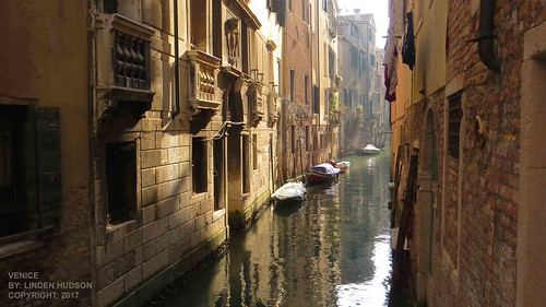 VENICE CANAL 2017 | by lindenhud1
