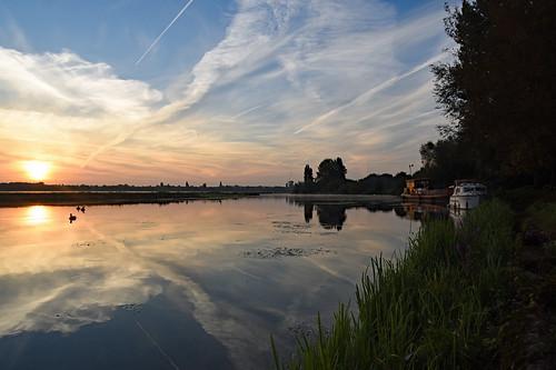 riverthames thamestowpath oxford oxfordshire sunrise nikkor2485mmf3545gedvrlens nikond810 summer