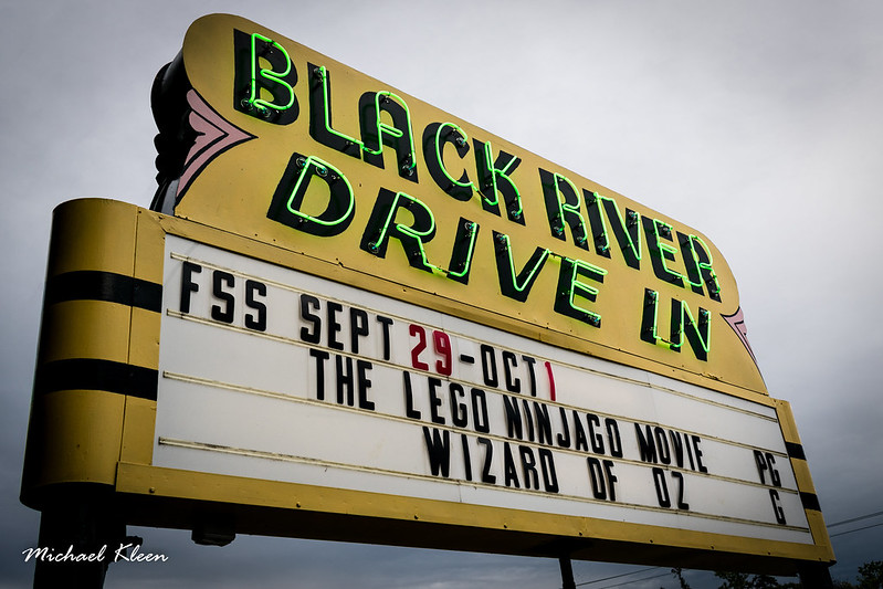 Black River Drive In