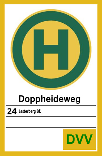 haltebord DD B24 nach Lesterberg Bf | by neudalhausenstadbahn