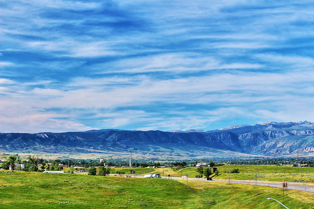 The Beauty of Rural America West