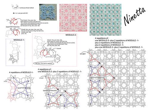 quad_23 magic square | by ninettacaruso