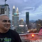 Viajefilos en Kuala Lumpur de noche 04