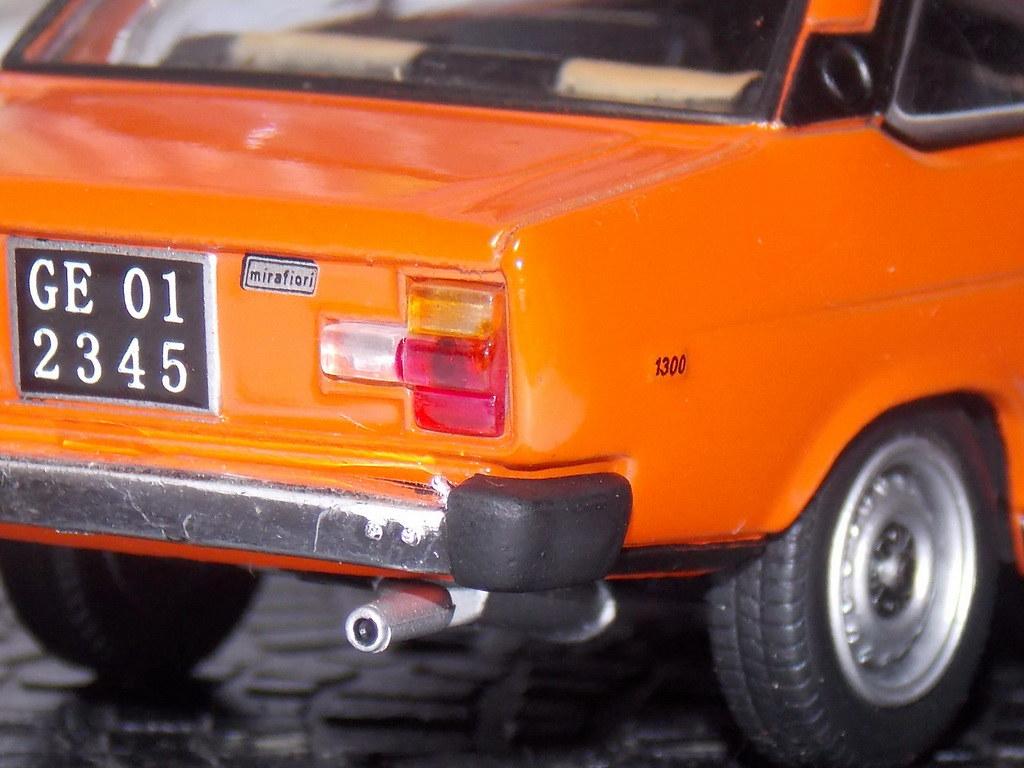Fiat 131 Mirafiori - 1974
