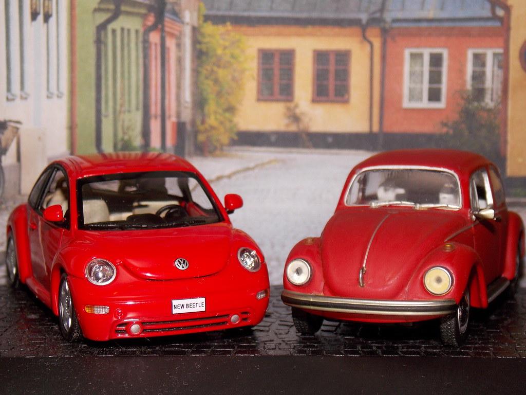 VW New Beetle – 2002