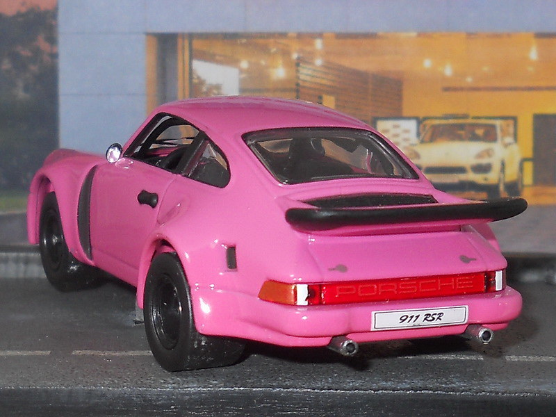 Porsche 911 Carrera RSR 2.7 – 1974