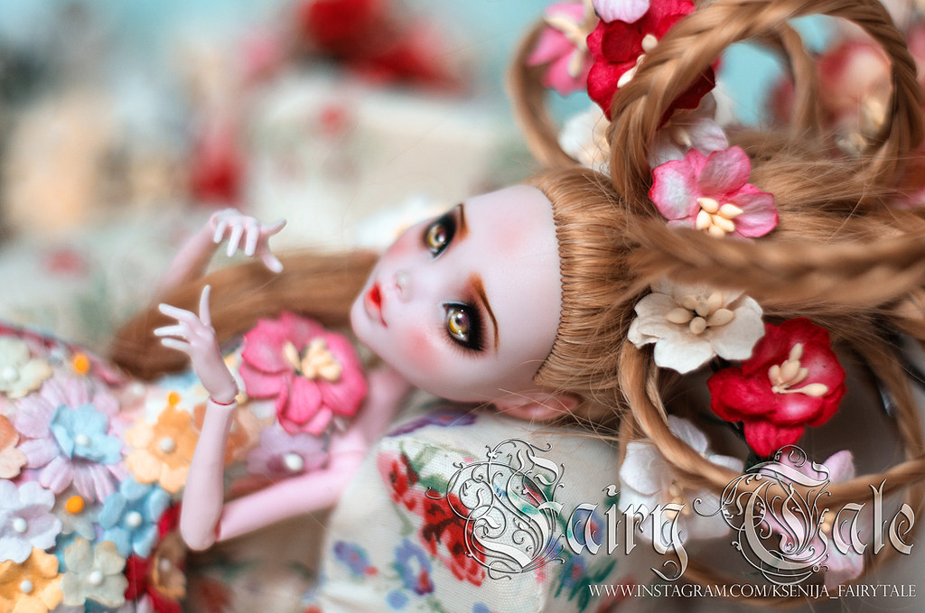 OOAK Monster High Draculaura by Fairy Tale | More photos in