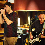 Thu, 24/08/2017 - 7:59am - Grizzly Bear broadcast on WFUV Public Radio from Electric Lady Studios in New York City, 8/24/17. Photo by Gus Philippas/WFUV