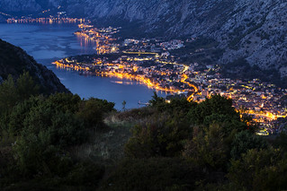 Kotor from above | by n.ivovic