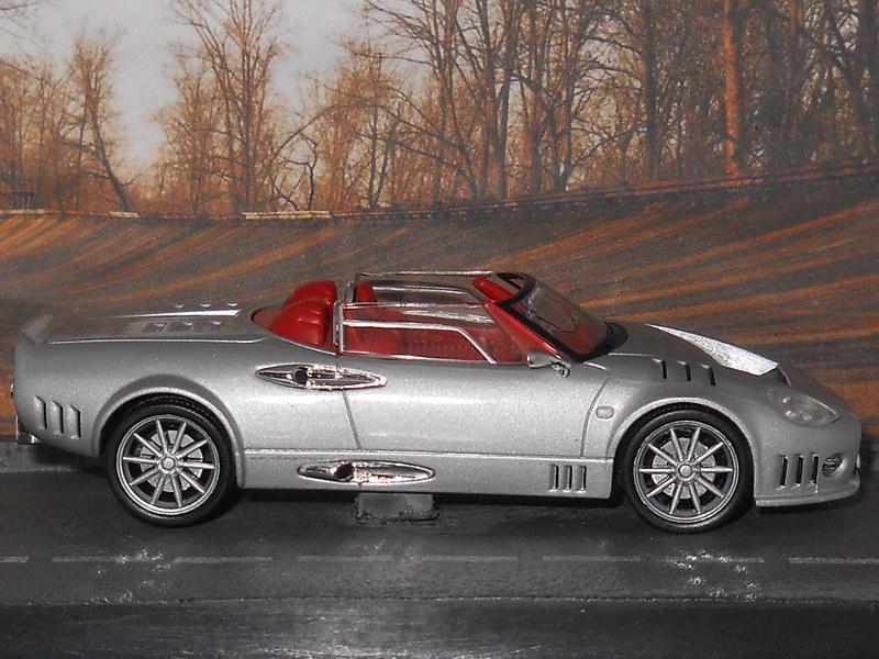 Spyker C8 Spyder - 2005