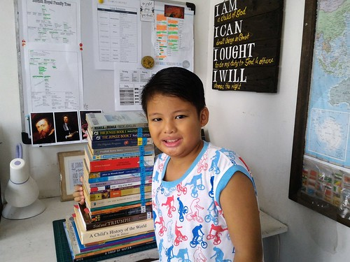 4 Years of Homeschooling | by Evelyn Marfa
