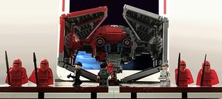 Royal Guard TIE Interceptor | by goatman461