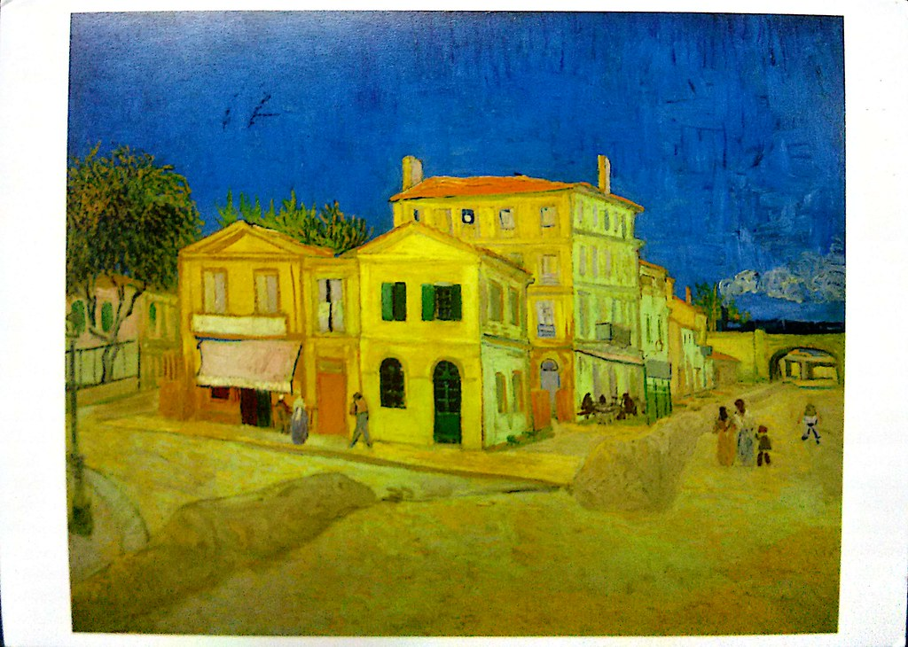 Vincent van Gogh, The Yellow House [The Street]