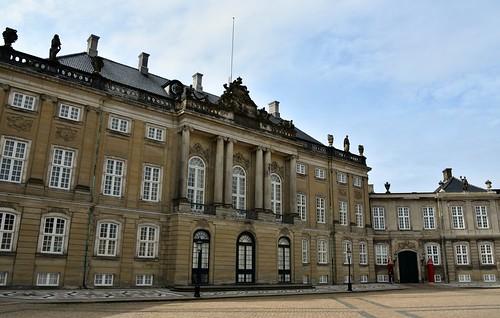 Amalienborg Palace, 18th century (3) | by Prof. Mortel