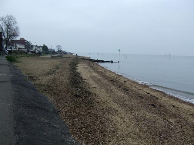 The coast at Chalkwell