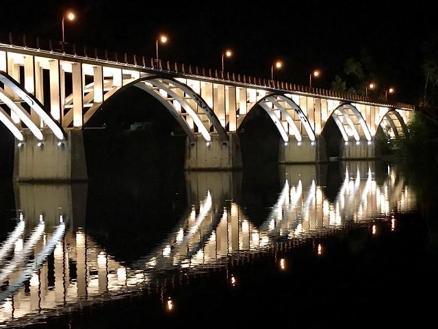 Evening, Douro River