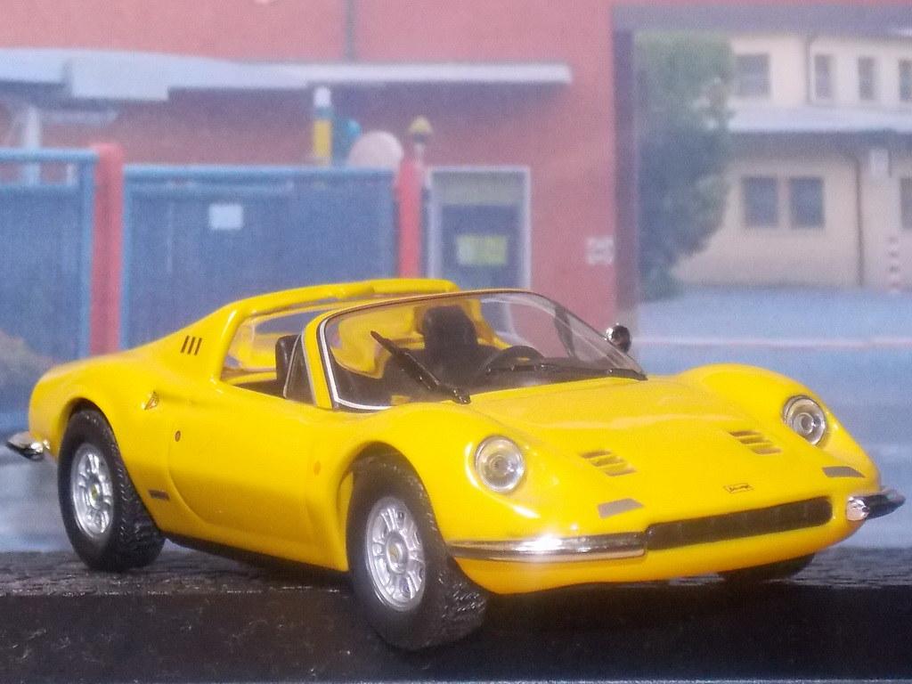 Ferrari Dino 246 GTS – 1969