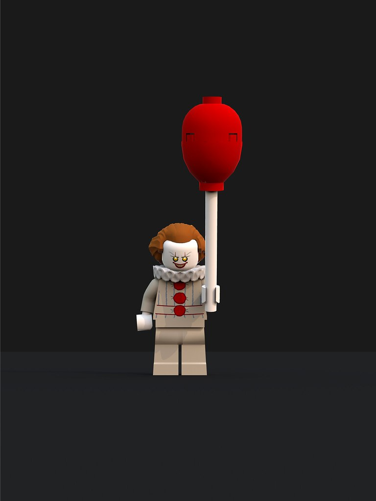 Pennywise Phone Wallpaper   by CM4Sci Pennywise Phone Wallpaper   by CM4Sci