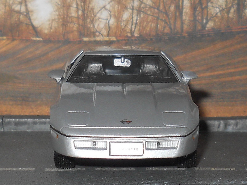 Chevrolet Corvette C4 – 1985