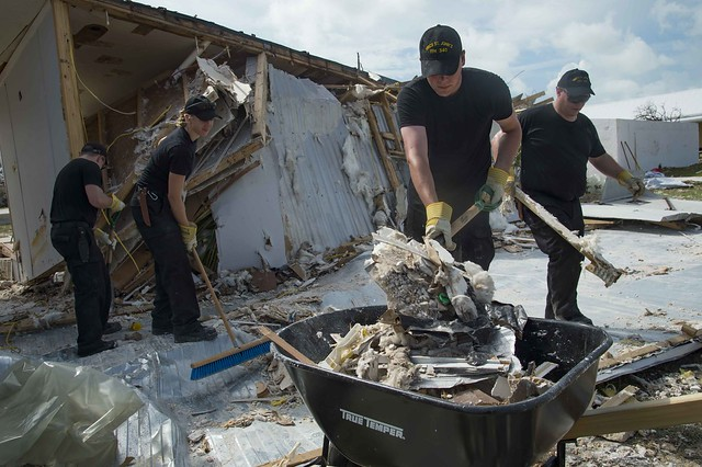 South Caicos Clean Up