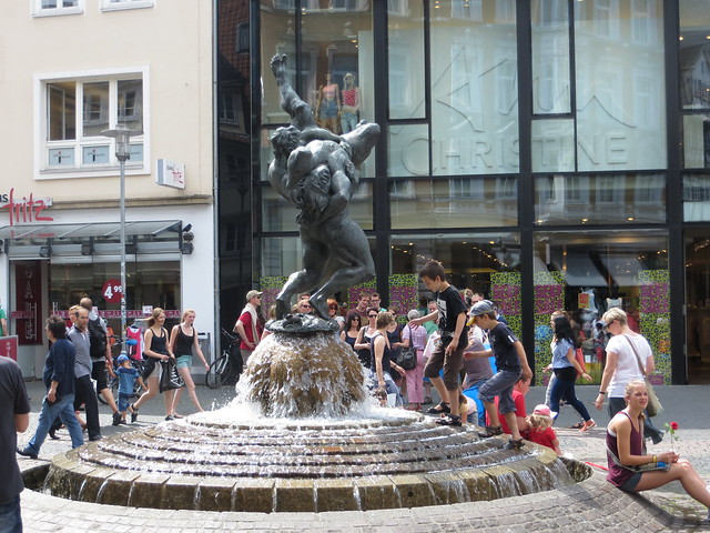 Braunschweig: Ringerbrunnen