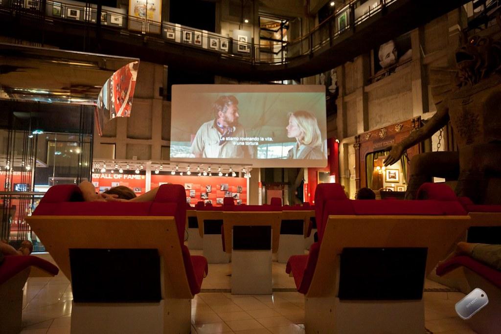 Museo Del Cinema.Torino Museo Nazionale Del Cinema Luigi 1964 Flickr