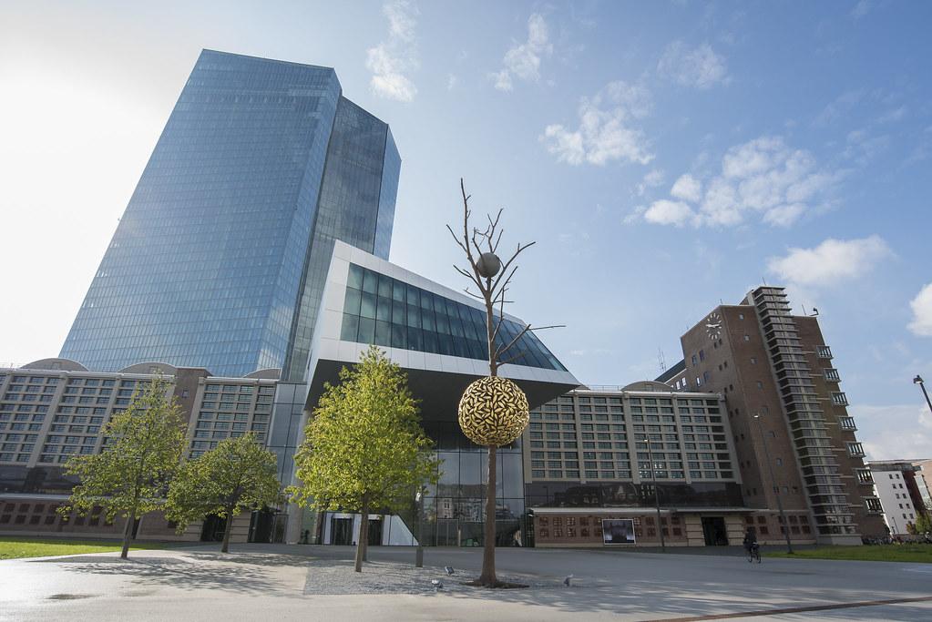 Risultato immagini per european central bank