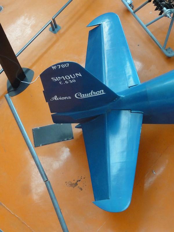 Caudron C.630 Simoun 7