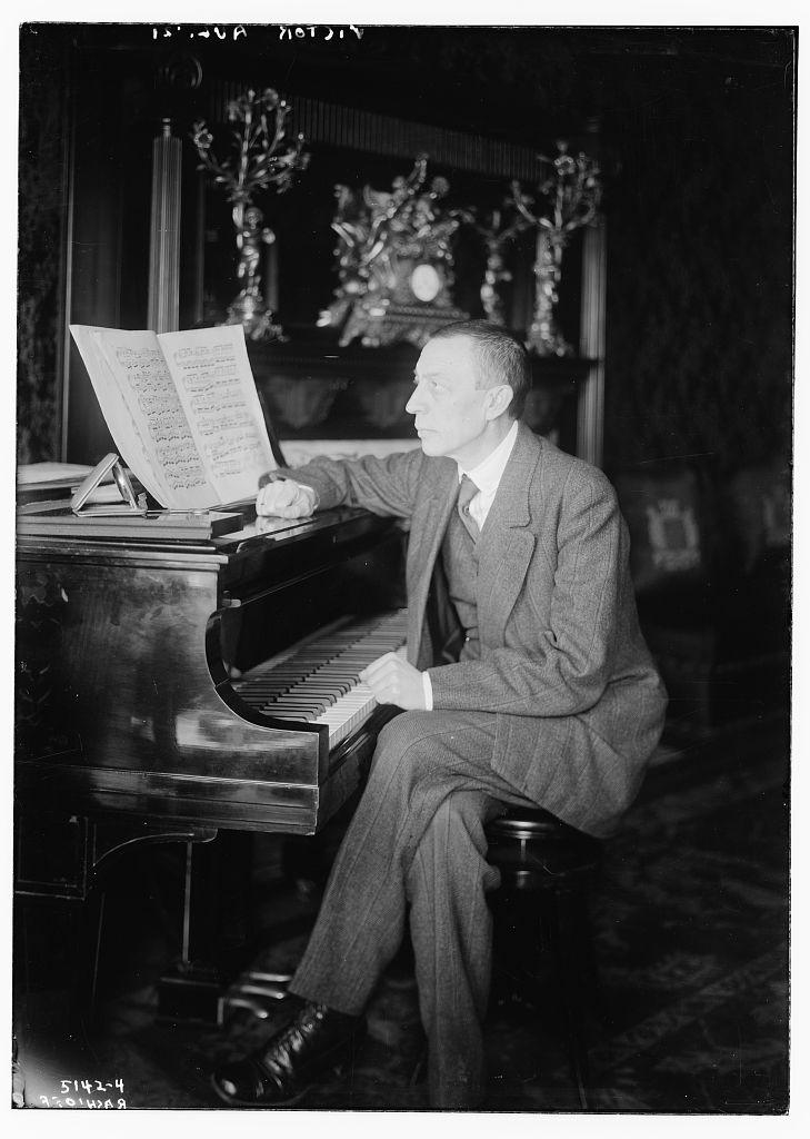 Rachmaninoff (LOC)
