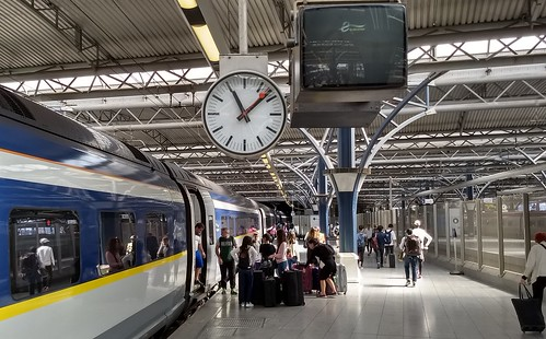 Brussels Midi station