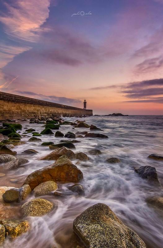 Foz do Douro, Lighthouse