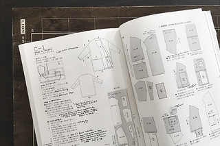 Oval Coat (Yuko Takada)   by BOMBAZINE *